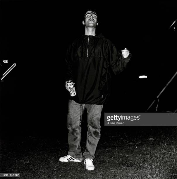 Singersongwriter and musician Liam Gallagher is photographed in London England