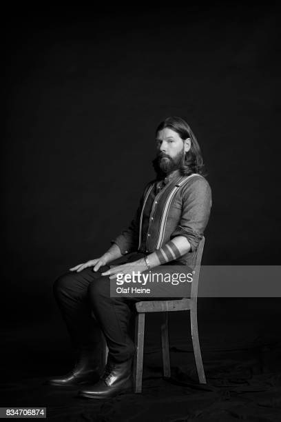 Singersongwriter and musician Rea Garvey is photographed on July 21 2015 in Berlin Germany