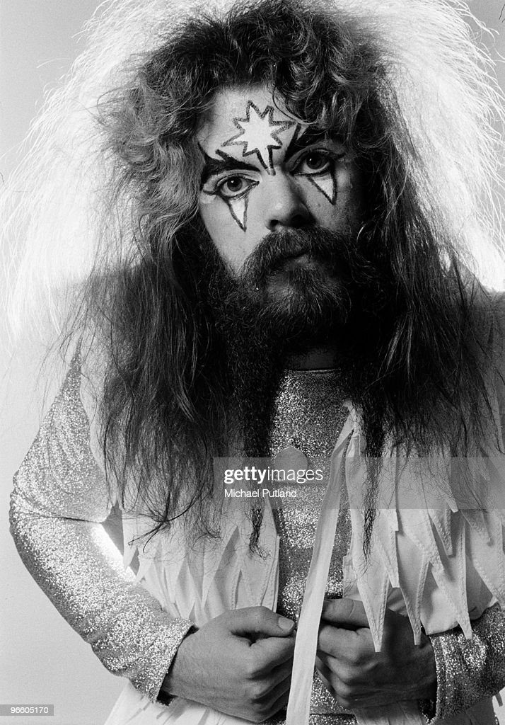 Singer-songwriter and musician Roy Wood of English pop group Wizzard, London, December 1974.