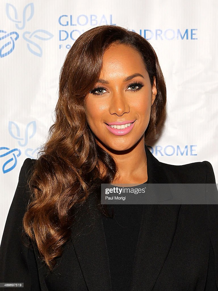Singer/songwriter and philanthropist <a gi-track='captionPersonalityLinkClicked' href=/galleries/search?phrase=Leona+Lewis&family=editorial&specificpeople=4043973 ng-click='$event.stopPropagation()'>Leona Lewis</a> attends the 2014 Global Down Syndrome Foundations Be Beautiful Be Yourself DC Gala at Renaissance Mayflower Hotel on May 7, 2014 in Washington, DC.