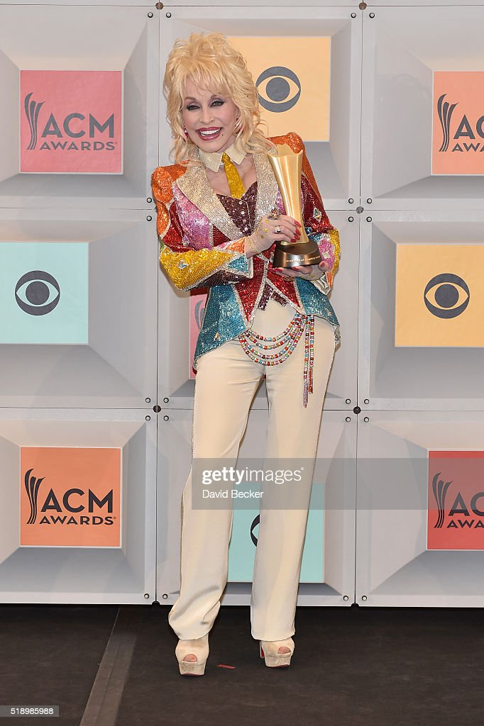 51st Academy Of Country Music Awards Press Room Getty