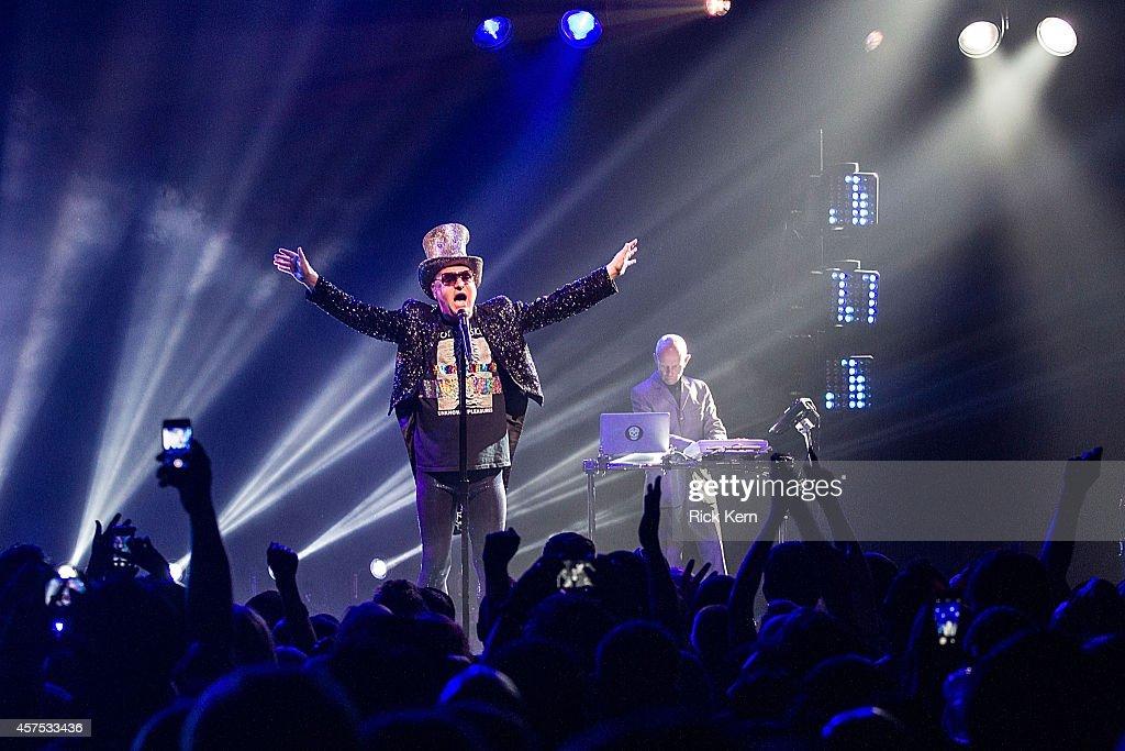 Erasure In Concert - Austin, TX