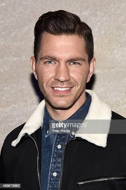 Singersongwriter Andy Grammer attends the 83rd Rockefeller Center Tree Lighting on December 2 2015 in New York City
