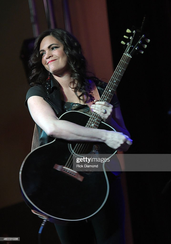 Angaleena Presley With Kristin Diable In Concert - Nashville, Tennessee