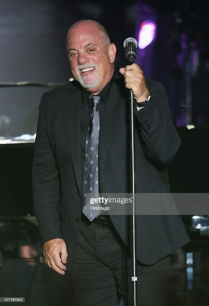 Singer/songwriter <a gi-track='captionPersonalityLinkClicked' href=/galleries/search?phrase=Billy+Joel&family=editorial&specificpeople=203097 ng-click='$event.stopPropagation()'>Billy Joel</a> performs onstage at What Stage during Day 4 of the 2015 Bonnaroo Music And Arts Festival on June 14, 2015 in Manchester, Tennessee.