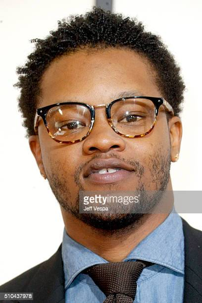Singersongwriter BJ The Chicago Kid attends The 58th GRAMMY Awards at Staples Center on February 15 2016 in Los Angeles California