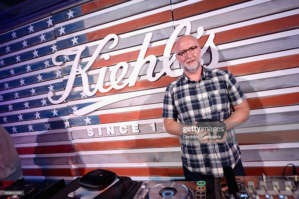 Singer-songwriter <a gi-track='captionPersonalityLinkClicked' href=/galleries/search?phrase=Bob+Mould&family=editorial&specificpeople=789790 ng-click='$event.stopPropagation()'>Bob Mould</a> attends Kiehl's LifeRide Finale Event on August 12, 2014 in New York City.