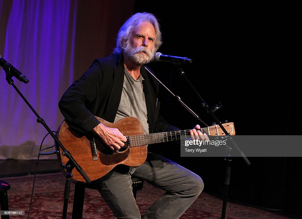 Singer-songwriter Bob Weir attends the 17th Annual Americana Music Festival & Conference at the Country Music Hall of Fame on September 22, 2016 in Nashville, Tennessee.
