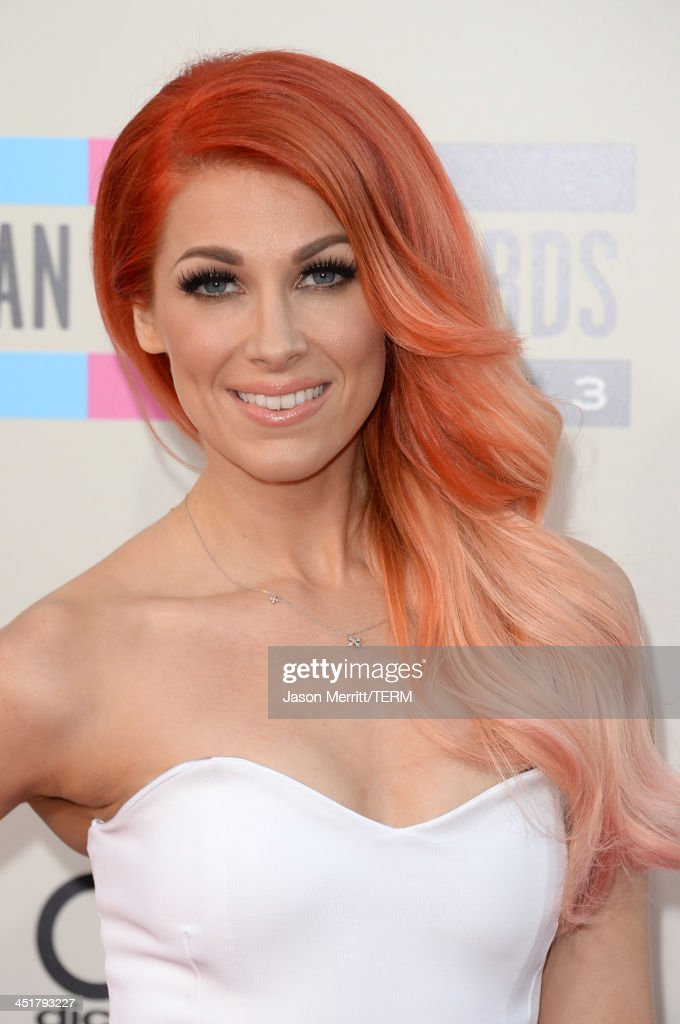 Singer/songwriter Bonnie McKee attends the 2013 American Music Awards at Nokia Theatre LA Live on November 24 2013 in Los Angeles California