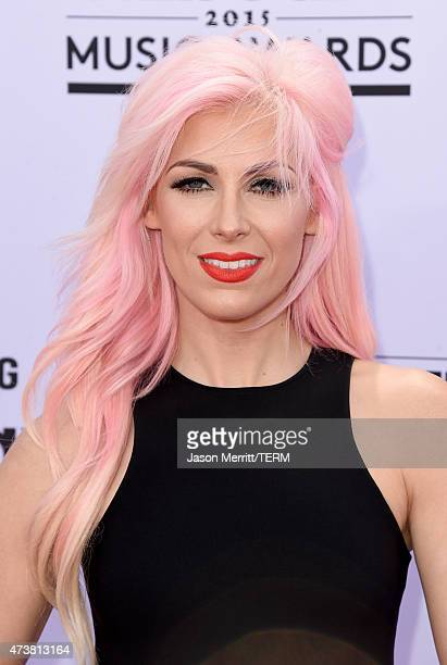 Singersongwriter Bonnie McKee attends the 2015 Billboard Music Awards at MGM Grand Garden Arena on May 17 2015 in Las Vegas Nevada