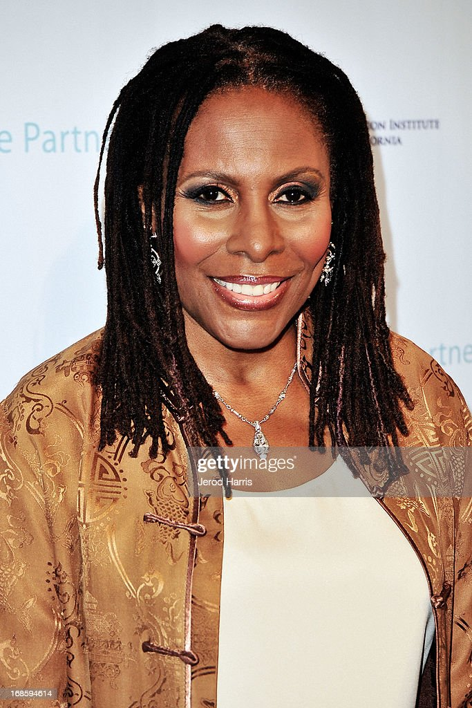 Singer-songwriter <a gi-track='captionPersonalityLinkClicked' href=/galleries/search?phrase=Brenda+Russell&family=editorial&specificpeople=621429 ng-click='$event.stopPropagation()'>Brenda Russell</a> arrives at 'Shall We Dance' Annual Gala for the Coalition for At-Risk Youth at The Beverly Hilton Hotel on May 11, 2013 in Beverly Hills, California.