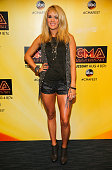 Singersongwriter Carrie Underwood attends a preshow press conference during day 3 at the 2015 CMA Festival on June 13 2015 in Nashville Tennessee
