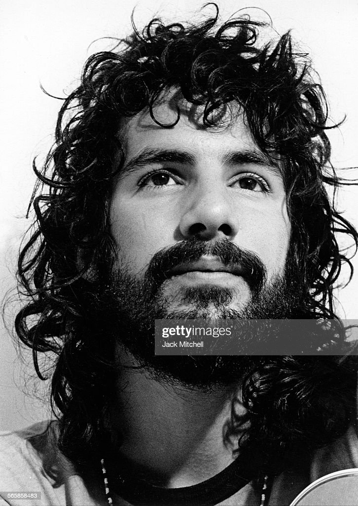 Singer/Songwriter Cat Stevens, also known as Yusuf Islam, photographed in 1971. Photo by Jack Mitchell/Getty Images.