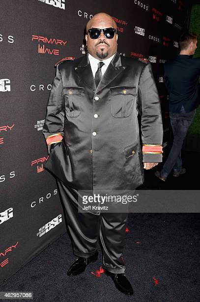 Singer/songwriter Cee Lo Green attends the Primary Wave 9th Annual PreGrammy Party at RivaBella on February 7 2015 in West Hollywood California