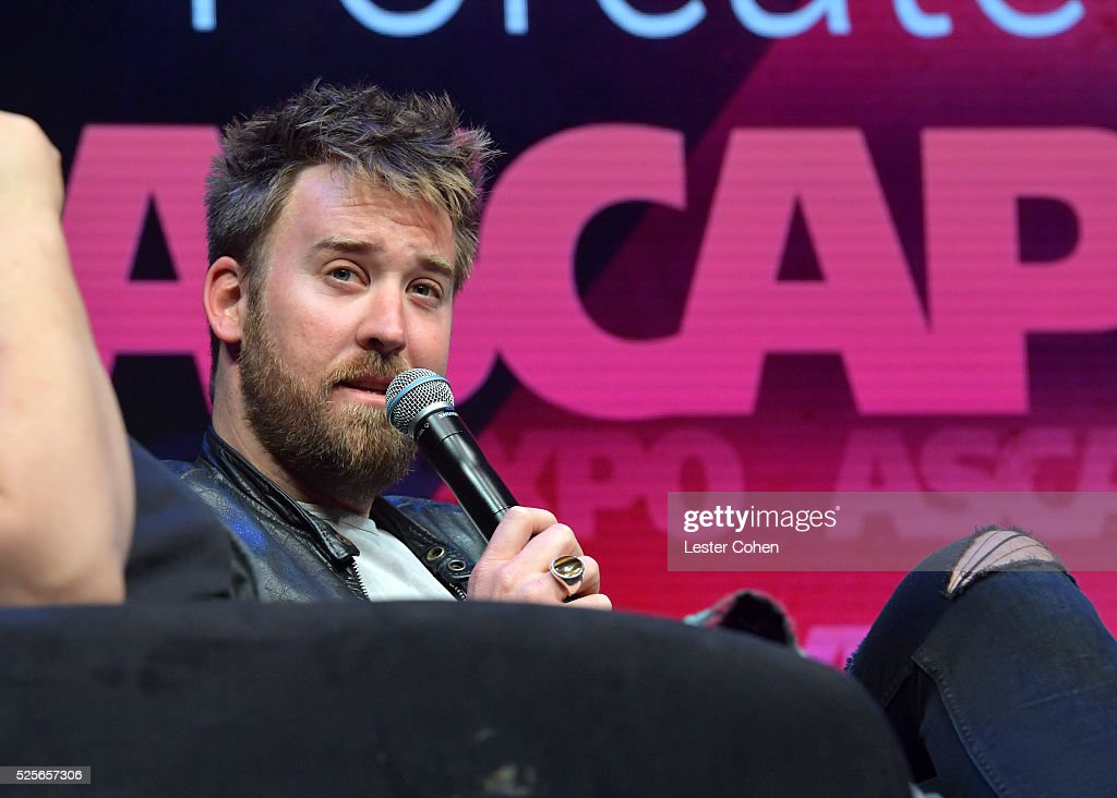 Singer-songwriter Charles Kelley speaks onstage during the 'We Create Music' panel presented by Billboard, part of the 2016 ASCAP 'I Create Music' EXPO on April 28, 2016 in Los Angeles, California.