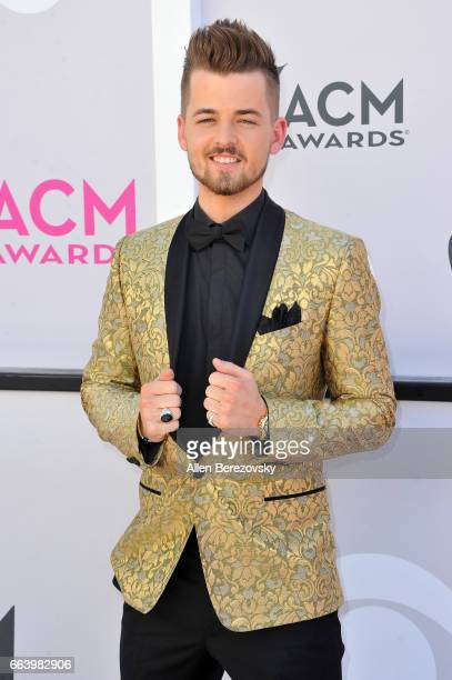 Singersongwriter Chase Bryant arrives at the 52nd Academy Of Country Music Awards on April 2 2017 in Las Vegas Nevada