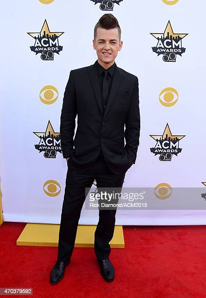 Singersongwriter Chase Bryant attends the 50th Academy of Country Music Awards at ATT Stadium on April 19 2015 in Arlington Texas