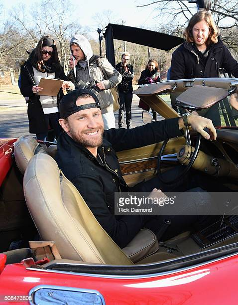 Singer/Songwriter Chase Rice Films Commercial To Preview New Single 'Whisper' at Church of the Assumption and Church of the Advent Episcopal on...