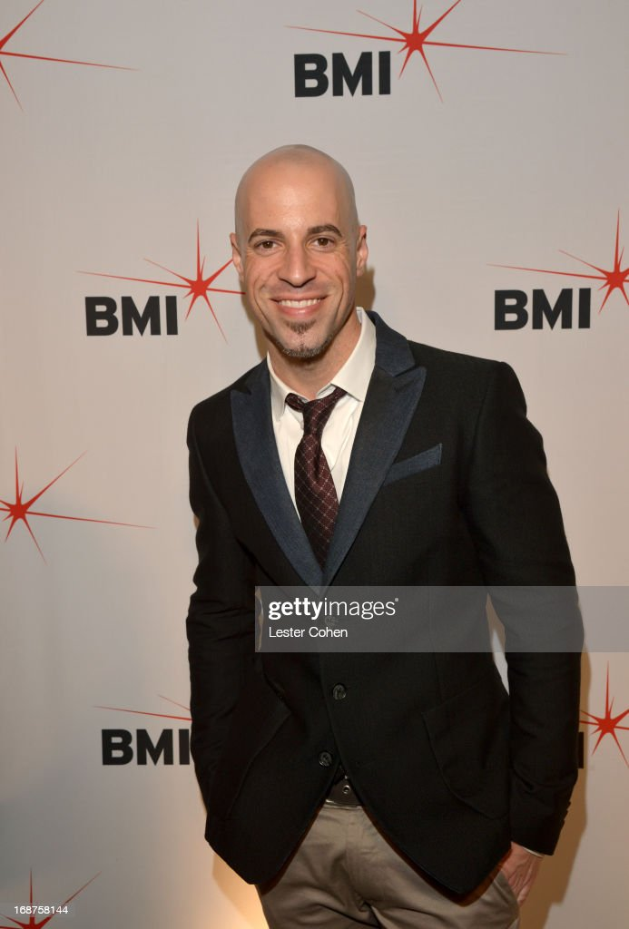 Singer/Songwriter <a gi-track='captionPersonalityLinkClicked' href=/galleries/search?phrase=Chris+Daughtry&family=editorial&specificpeople=614842 ng-click='$event.stopPropagation()'>Chris Daughtry</a> attends the 2013 BMI Pop Awards at the Beverly Wilshire Four Seasons Hotel on May 14, 2013 in Beverly Hills, California.