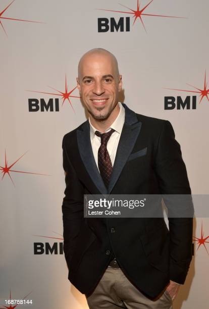 Singer/Songwriter Chris Daughtry attends the 2013 BMI Pop Awards at the Beverly Wilshire Four Seasons Hotel on May 14 2013 in Beverly Hills California