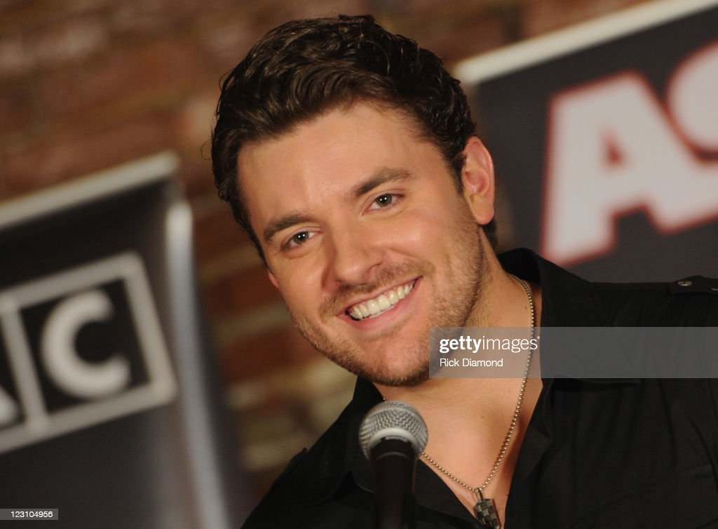 Singer/Songwriter Chris Young at Chris Young's NEON jubilee celebration. Celebrating the recent release of Chris's third album 'NEON' and it's #1 and Gold ... - singersongwriter-chris-young-at-chris-youngs-neon-jubilee-celebration-picture-id123104956
