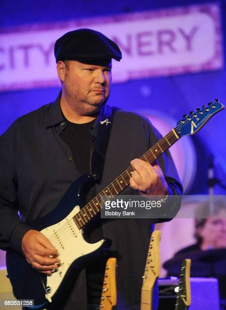 Singer/songwriter Christopher Cross performs at City Winery on May 15 2017 in New York City