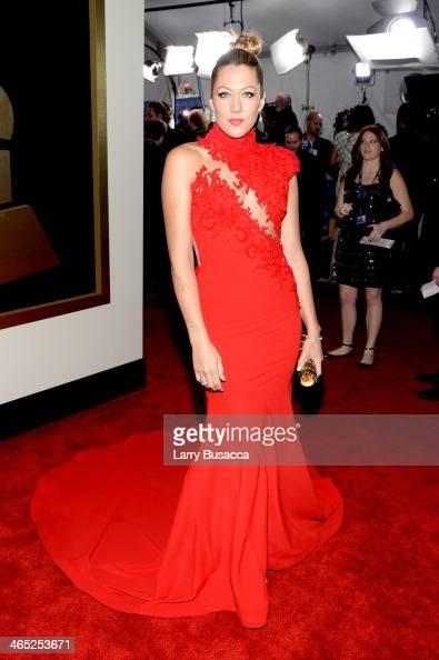 Singersongwriter Colbie Caillat attends the 56th GRAMMY Awards at Staples Center on January 26 2014 in Los Angeles California