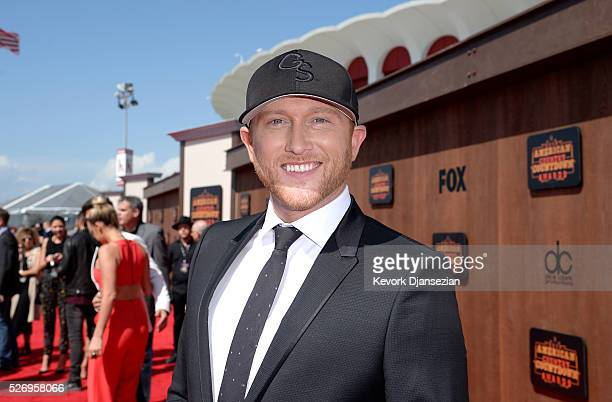 Singersongwriter Cole Swindell attends the 2016 American Country Countdown Awards at The Forum on May 1 2016 in Inglewood California