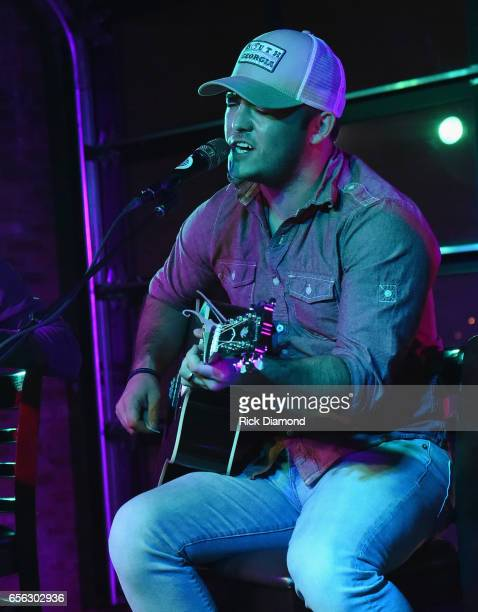 Singer/Songwriter Cole Taylor performs during Jameson Peach Jam presented by Jameson Irish Whiskey Proceeds benefit The Georgis Music Foundation at...
