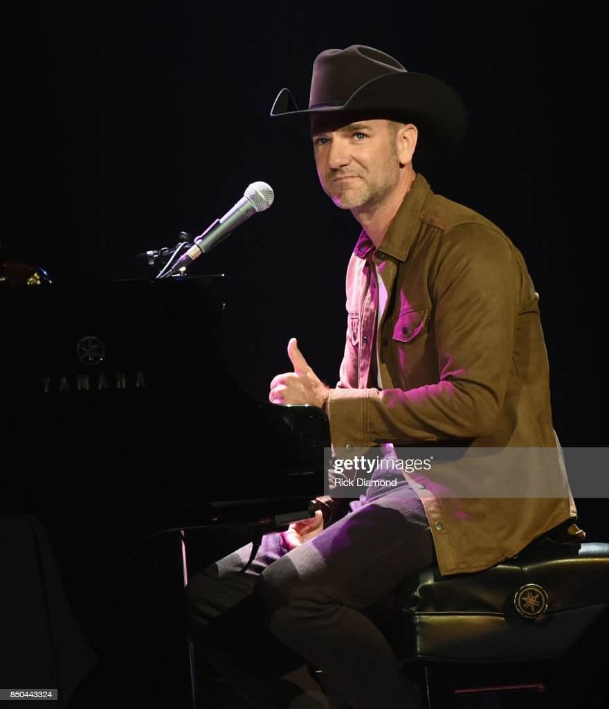 Singer/Songwriter Craig Campbell performs during NSAI 50 Years of Songs at Ryman Auditorium on September 20, 2017 in Nashville, Tennessee.