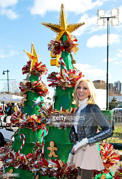 Singersongwriter Debbie Gibson attends the 94th Annual 6ABC Dunkin Donuts Thanksgiving Day Parade on November 28 2013 in Philadelphia Pennsylvania