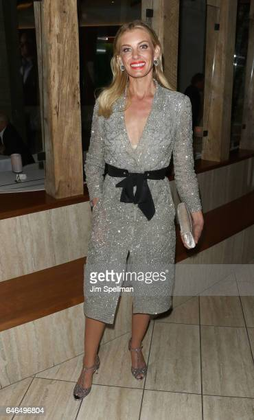 Singer/songwriter Faith Hill attends the world premiere after party for 'The Shack' hosted by Lionsgate at Gabriel Kreuther on February 28 2017 in...