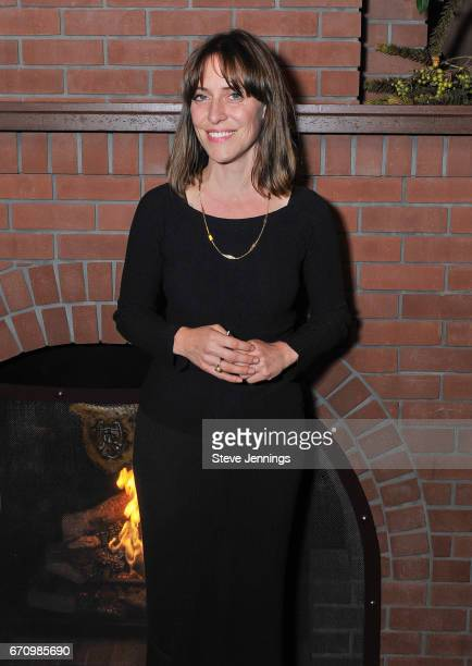 SingerSongwriter Feist attends the GRAMMY Pro Up Close Personal with Feist and Daniel Levitin event at UC Botanical Garden at Berkeley on April 20...