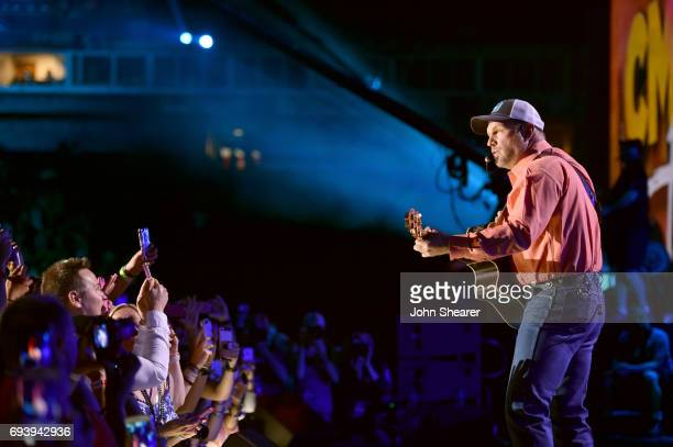 Singersongwriter Garth Brooks performs onstage for day 1 of the 2017 CMA Music Festival on June 8 2017 in Nashville Tennessee