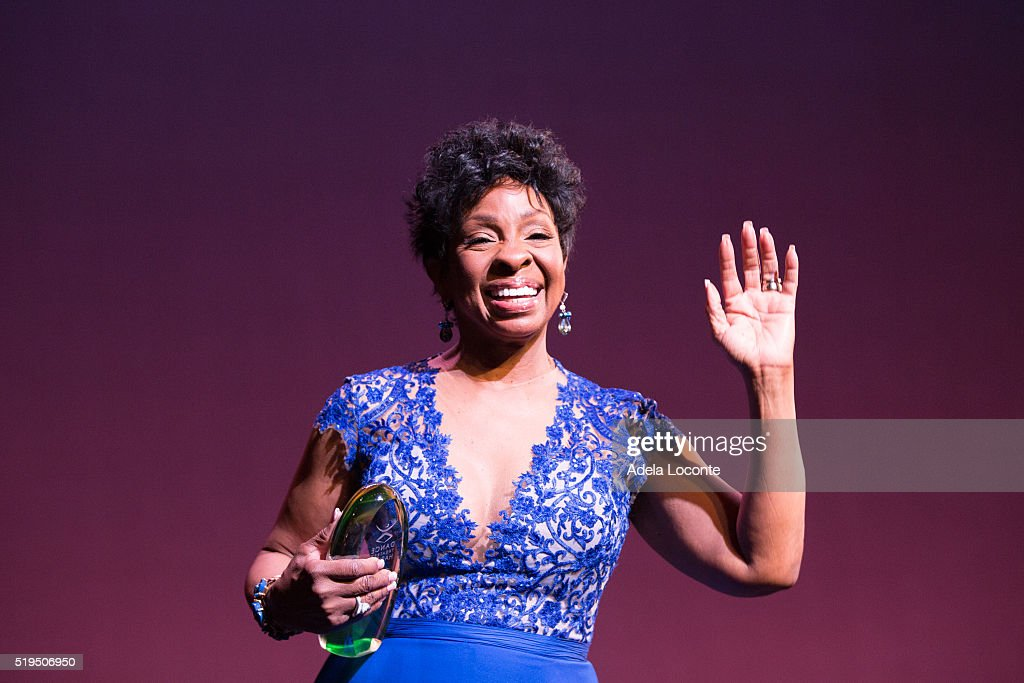 Singer/songwriter Gladys Knight attends 5th Annual Dance Theater of Harlem Vision Gala at New York City Center on April 6 2016 in New York City