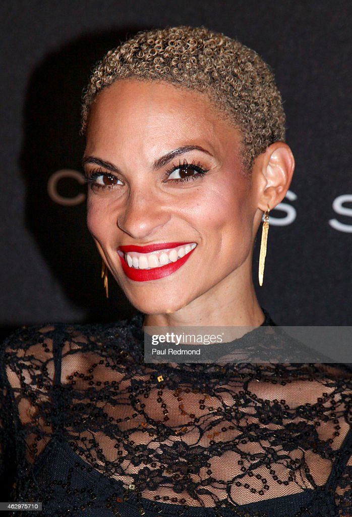 Singer/songwriter Goapele attends Primary Wave 9th Annual Pre-Grammy Prty at RivaBella on February 7, 2015 in West Hollywood, California.
