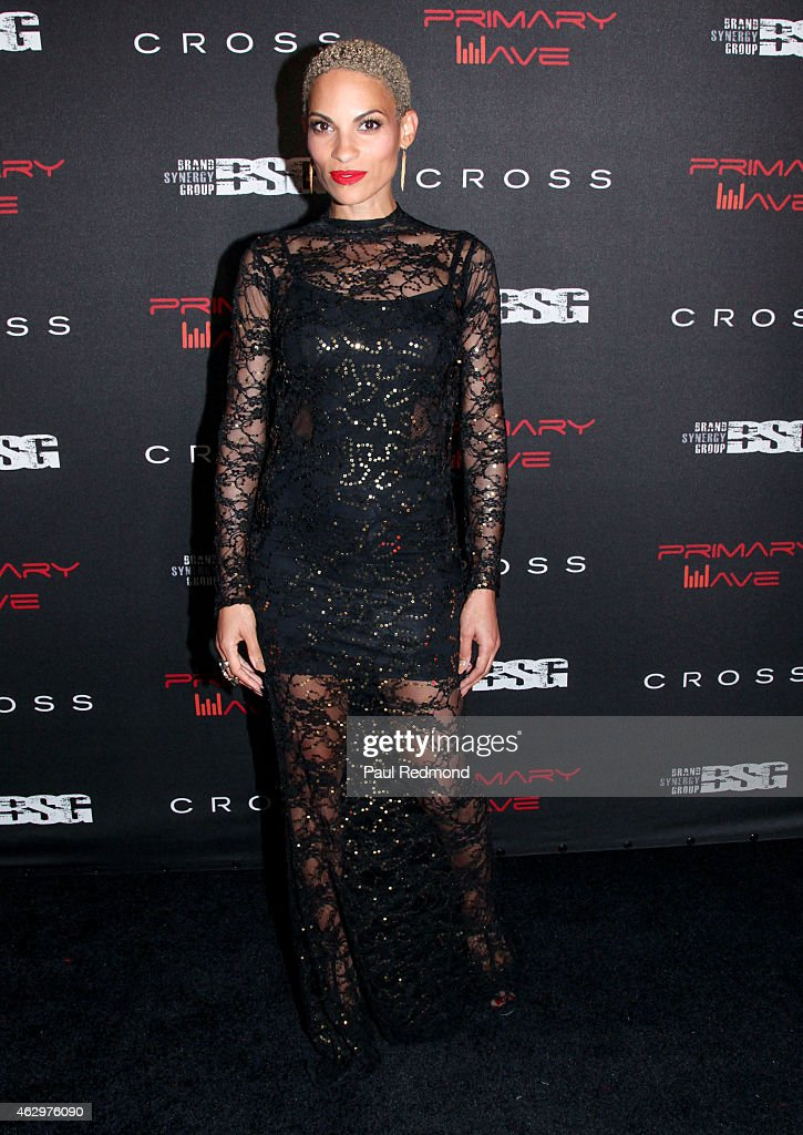 Singer/songwriter Goapele attends Primary Wave 9th Annual Pre-Grammy Party at RivaBella on February 7, 2015 in West Hollywood, California.