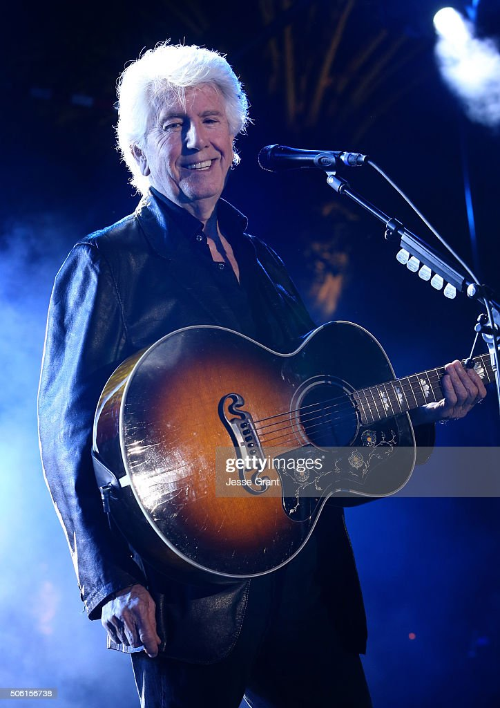 2016 NAMM Show Opening Day: Graham Nash, St. Vincent, Jake Shimabukuro, Billy Corgan