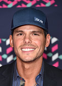 Singersongwriter Granger Smith attends the 2016 CMT Music awards at the Bridgestone Arena on June 8 2016 in Nashville Tennessee