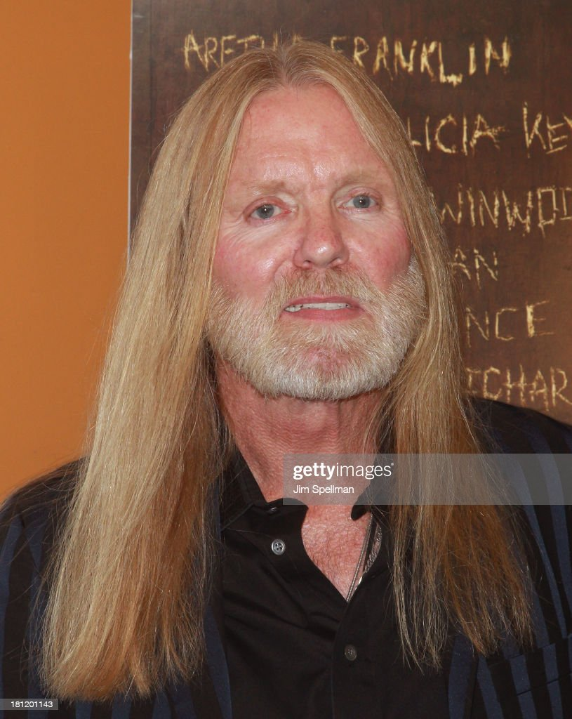 Singer/songwriter Gregg Allman attends the 'Muscle Shoals' New York Premiere at Landmark's Sunshine Cinema on September 19, 2013 in New York City.