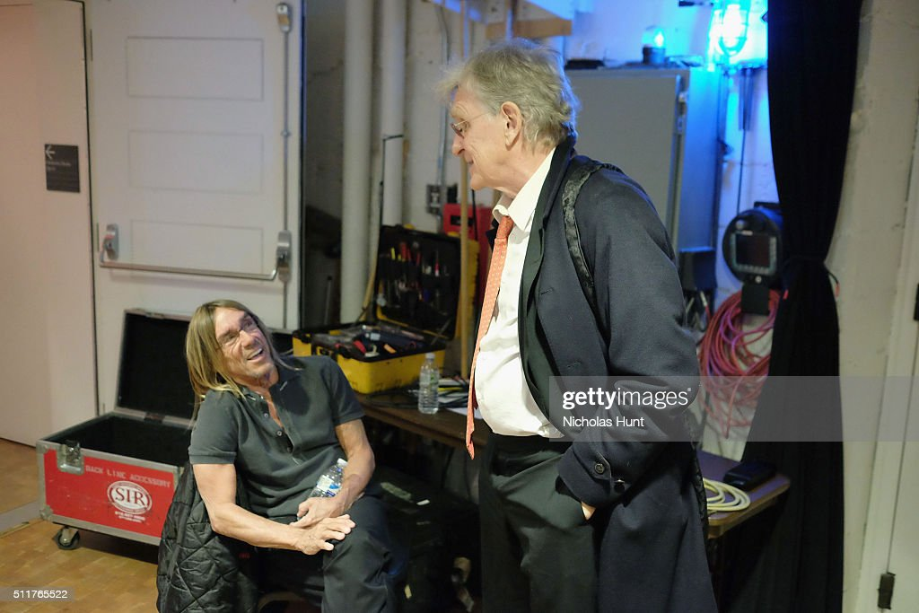 26th Annual Tibet House U.S. Benefit Concert - Backstage