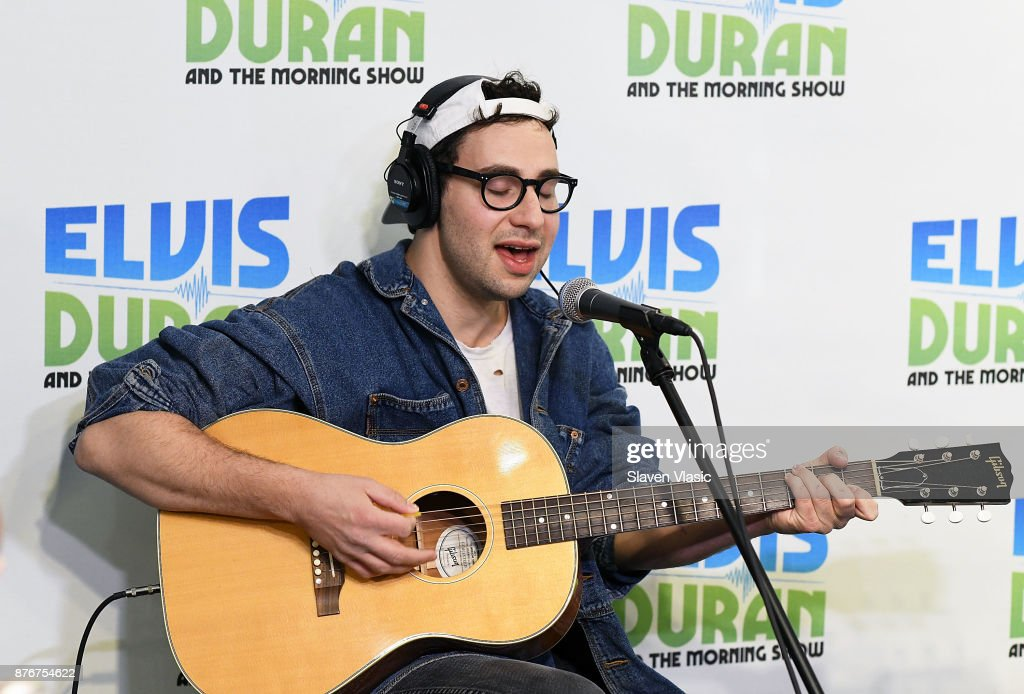"Jack Antonoff Visits ""The Elvis Duran Z100 Morning Show"""