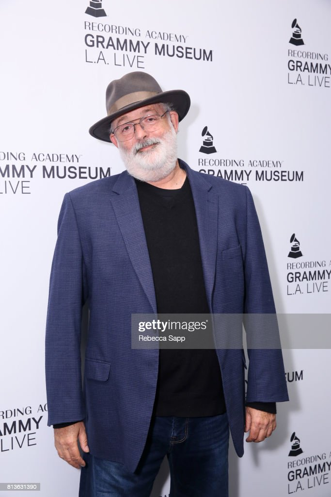 Singer/songwriter Jack Tempchin arrives at Peaceful Easy Feeling: An Evening With Jack Tempchin at The GRAMMY Museum on July 12, 2017 in Los Angeles, California.
