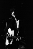 Singersongwriter Jackson Browne performs at The Bitter End on February 2 1972 in New York City New York