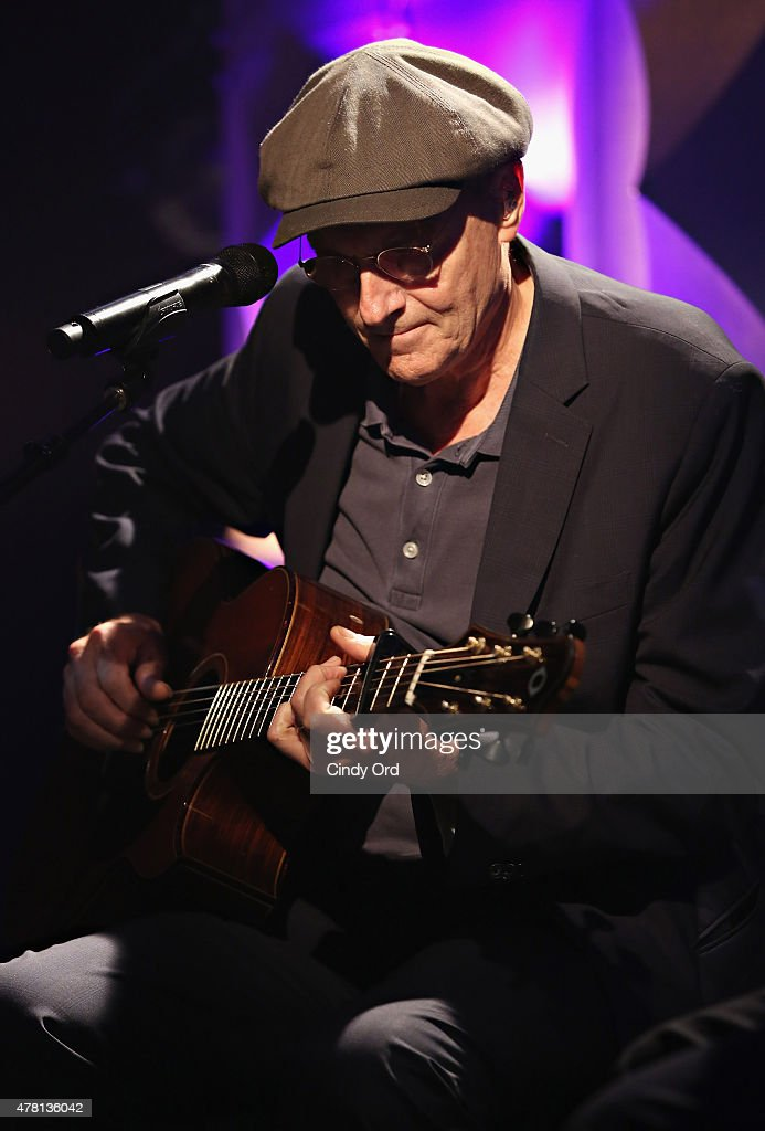 Singer-songwriter <a gi-track='captionPersonalityLinkClicked' href=/galleries/search?phrase=James+Taylor+-+Songwriter&family=editorial&specificpeople=206431 ng-click='$event.stopPropagation()'>James Taylor</a> performs during iHeartRadio ICONS with <a gi-track='captionPersonalityLinkClicked' href=/galleries/search?phrase=James+Taylor+-+Songwriter&family=editorial&specificpeople=206431 ng-click='$event.stopPropagation()'>James Taylor</a> presented by P.C. Richard & Son at iHeartRadio Theater on June 22, 2015 in New York City.