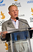 Singer/Songwriter Jamie Dailey of Dailey Vincent announces nominations for The 44th Annual GMA Dove Awards Nominations Press Conference at Allen...