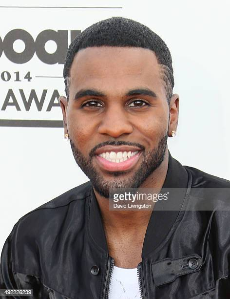 Singer/songwriter Jason Derulo attends the 2014 Billboard Music Awards at the MGM Grand Garden Arena on May 18 2014 in Las Vegas Nevada