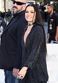Singer/songwriter Jessie J attends the 2015 MTV Movie Awards at the Nokia Theatre LA Live on April 12 2015 in Los Angeles California
