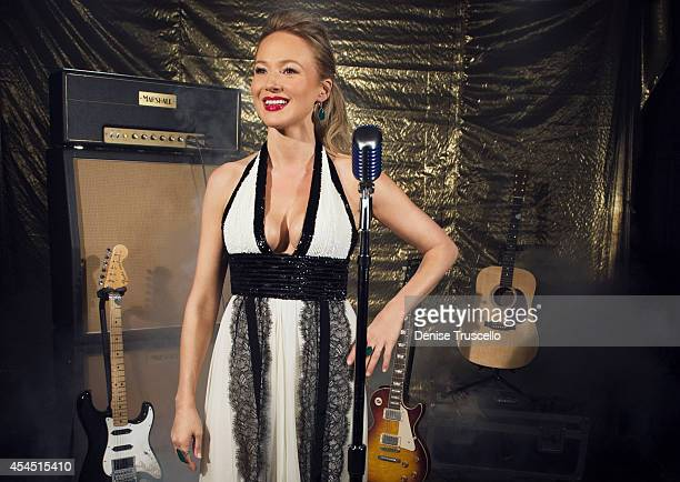 Singer/songwriter Jewel poses for a portrait at the Academy of Country Music Awards for People Magazine on April 6 2014 in Las Vegas Nevada