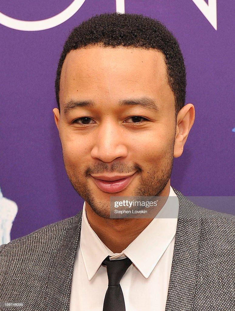 Singer-songwriter <a gi-track='captionPersonalityLinkClicked' href=/galleries/search?phrase=John+Legend&family=editorial&specificpeople=201468 ng-click='$event.stopPropagation()'>John Legend</a> attends the Generation Now Inaugural Youth Ball hosted by OurTime.org on January 19, 2013 in Washington, United States.